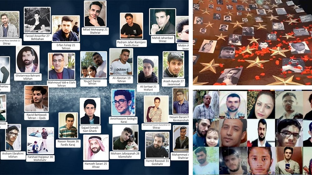 Day 66 of Iran Protests:The PMOI/MEK has identified 724 of the more than 1500 protesters killed by the regime so far