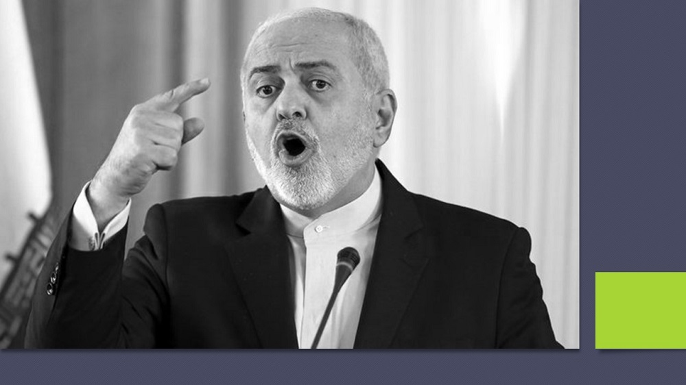 Presence of Javad Zarif, Iran regime's  Foreign Minister at Munich Security Conference