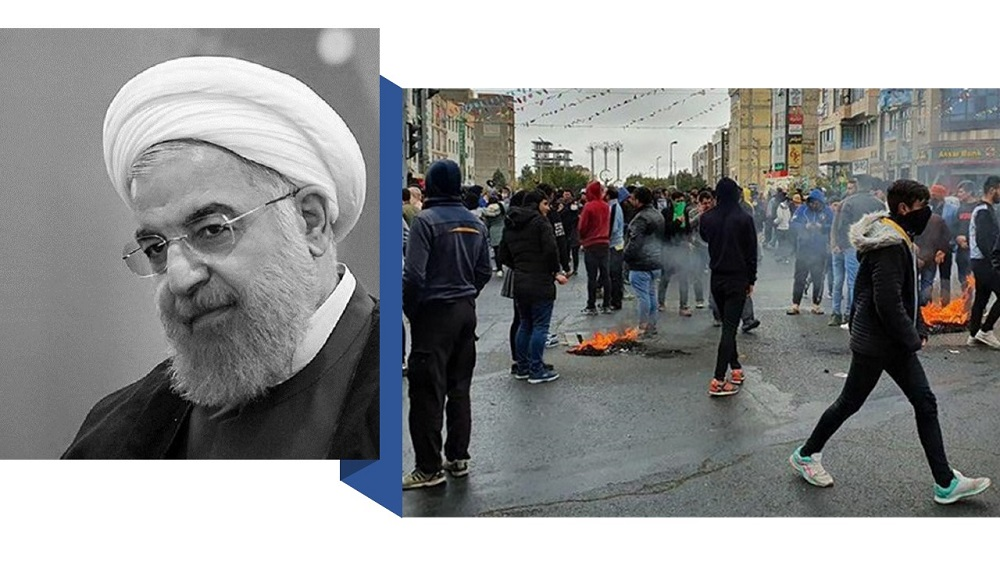 Iranian regime's President, Hassan Rouhani Desperately Pleads: Don't Stay Away From the Polls