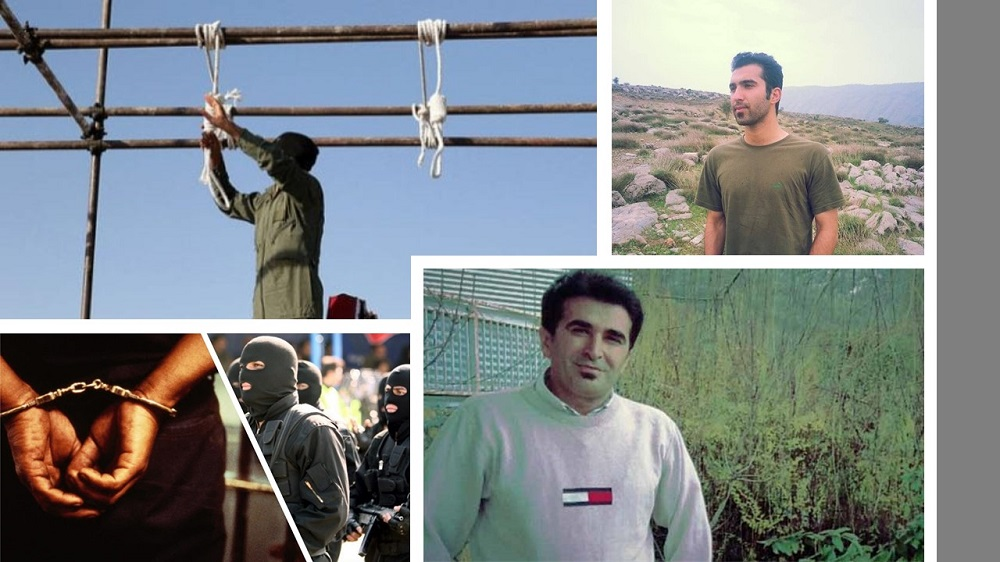 Violation of human rights continue in Iran with arresting, executing and suppression