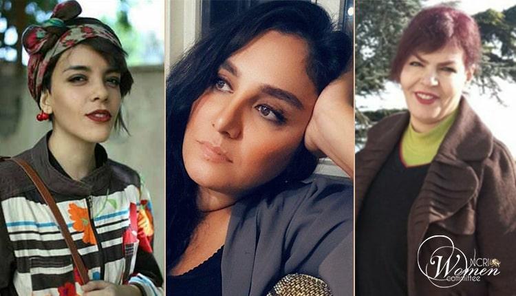 Image result for Yasamin Aryani, Monireh Arabshahi, and Mojgan Keshavarz