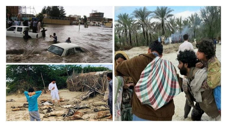 Iran: Flood Has Devastated People. Regime Has Not Taken Any Action