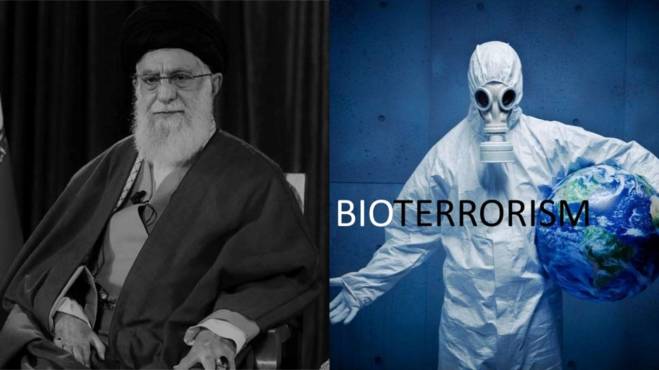 """Bioterrorism"" - Iran Regime's Deception to Cover up Its Role in Spreading Coronavirus Across Iran"