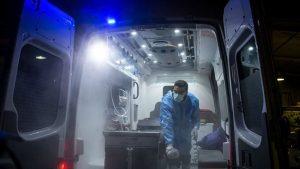 Corona outbreak in Iran
