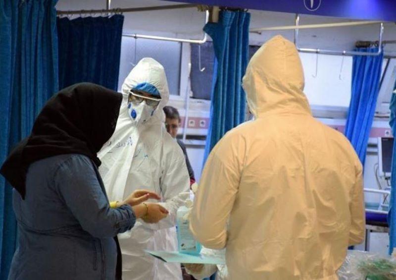 Coronanvirus outbreak - A hospital in Iran