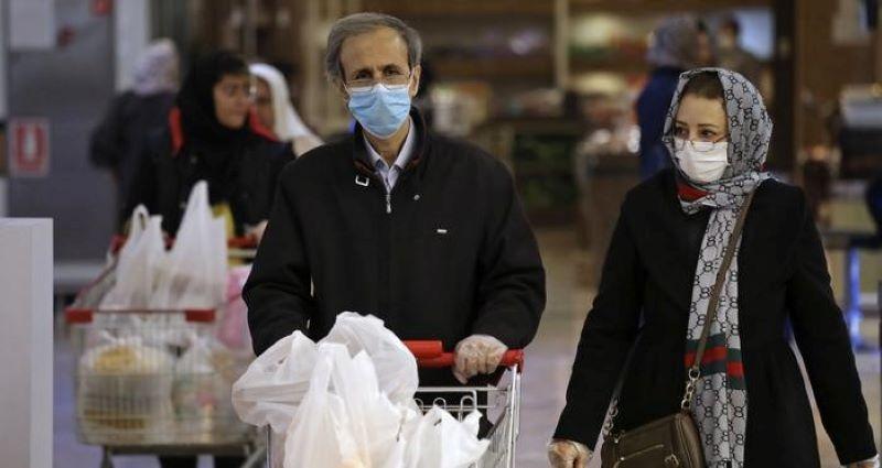 Coronavirus outbreak in Iran- March 2020