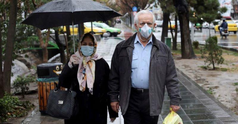 Coronavirus widespread outbreak in Iran
