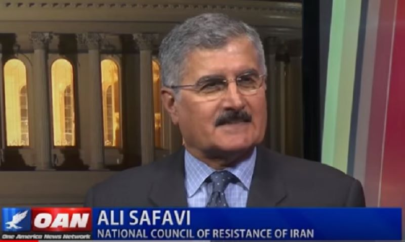 Dr. Ali Safavi, member of the National Council of Resistance of Iran (NCRI) Foreign Affairs Committee