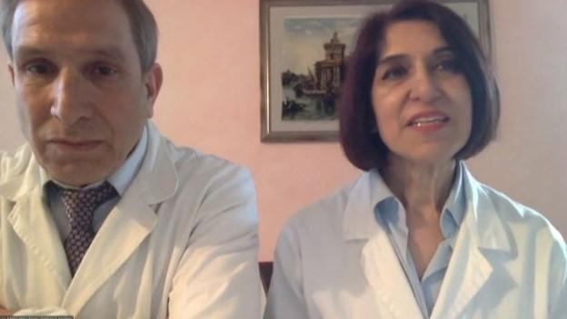 Dr. Masoumeh Taheri, rheumatologist in Italy