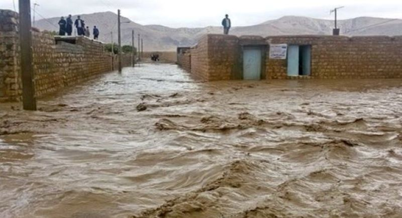 Floods in 13 provinces of Iran - March 2020