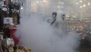 Iran coronavirus update