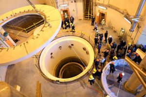 Iran: Nuclear facilities