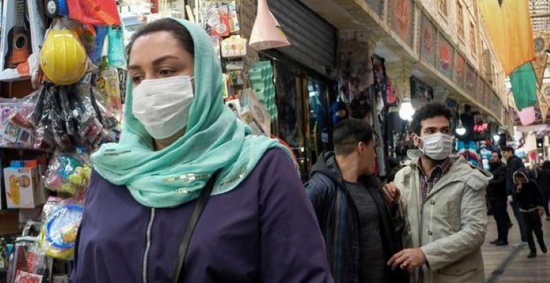 Iran: Coronavirus outbreak, March 2020
