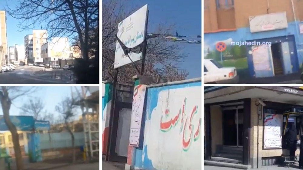 Iran: Widespread Boycott of Sham Election