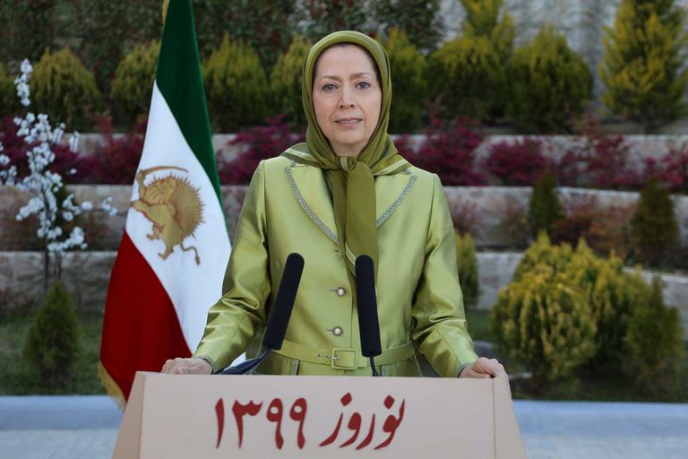 Maryam Rajavi: Congratulations on the Advent of Nowruz