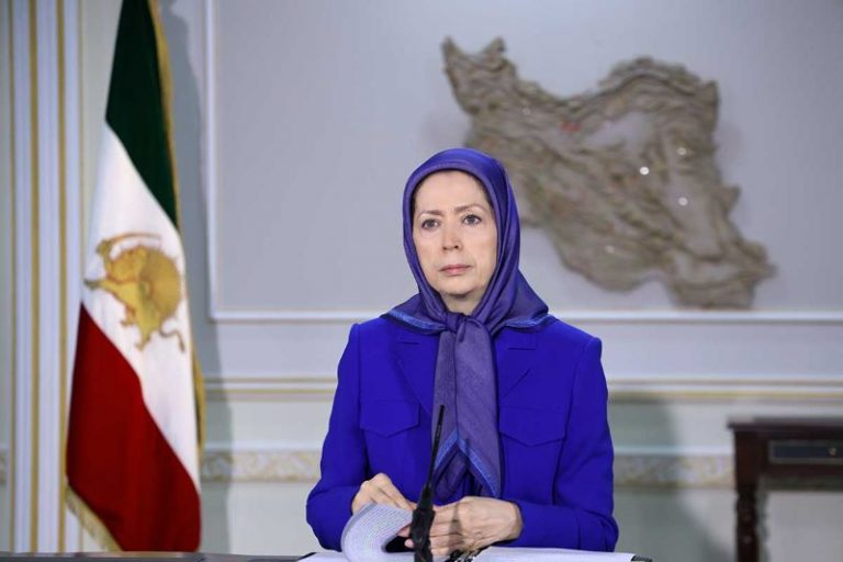 Maryam Rajavi's Message to the Iranian People