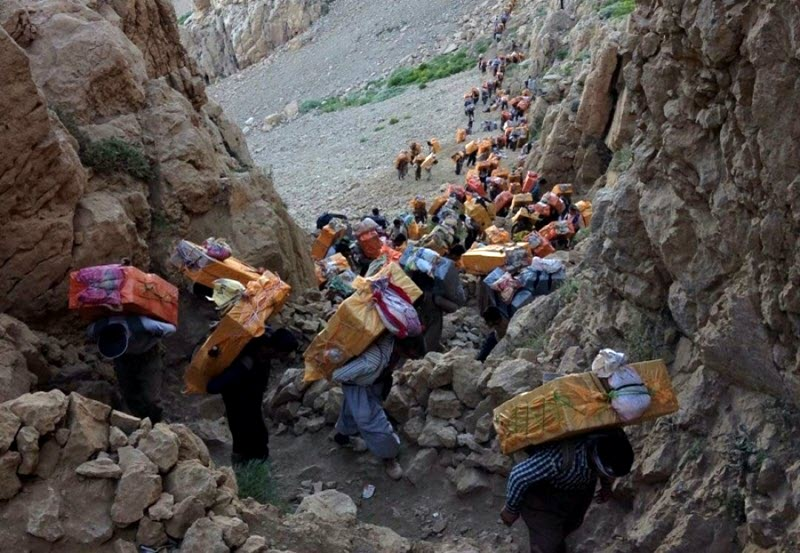 Iran porters