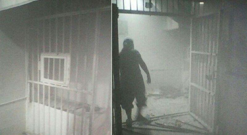 Rebellion in Iran prisons- Mahabad prison
