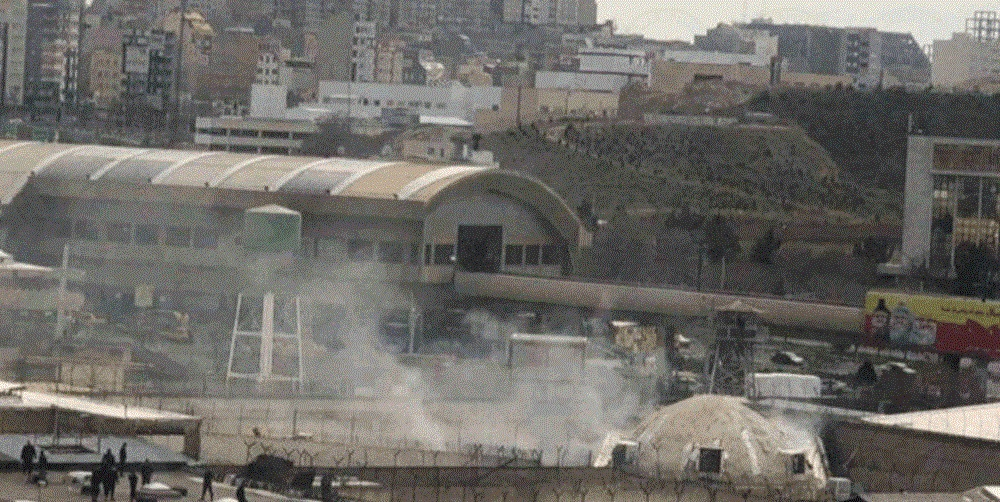 Iran: Riot in Tabriz prison