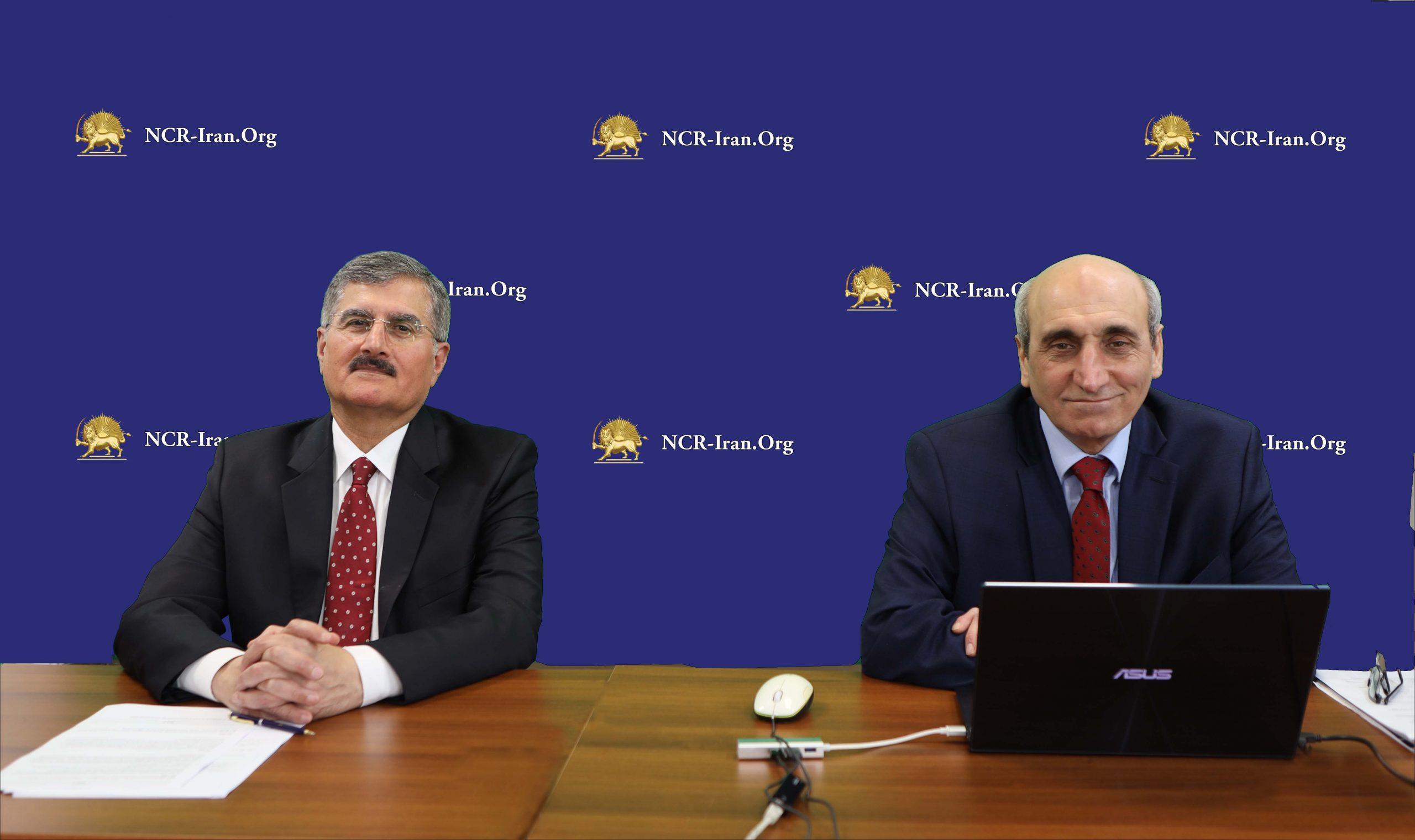 NCRI Webinar: Coronavirus catastrophe in Iran: Where are the resources to combat the crisis?
