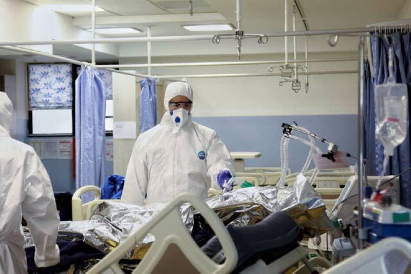 Coronavirus outbreak in Iran