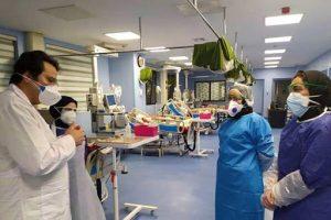 Iran: Coronavirus Fatalities, April 4, 2020