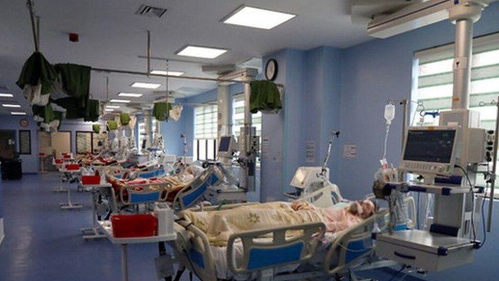 Iran: Coronavirus Death Toll Exceeds 33,800 in 295 Cities