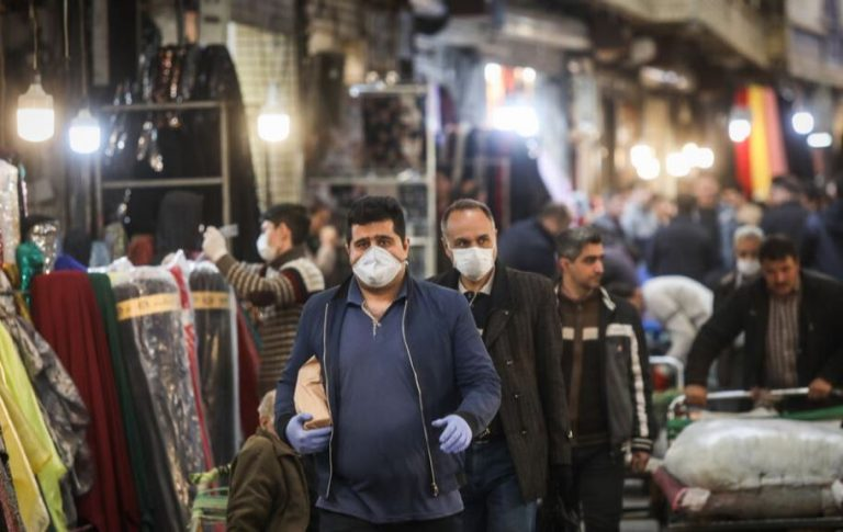 EDITORIAL: Sending Iran's People to Work Amid Coronavirus Outbreak for Regime's Survival
