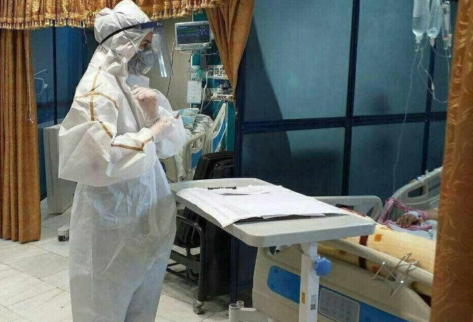 Iran's coronavirus outbreak - April 2020