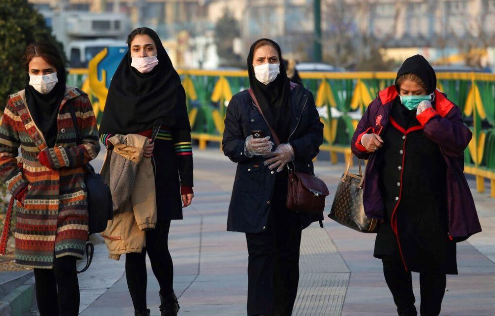 Iran: COVID-19 crisis, April 2020