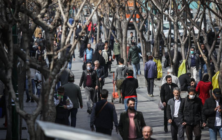 Coronavirus has taken the lives of more than 37,600 in 308 cities across Iran