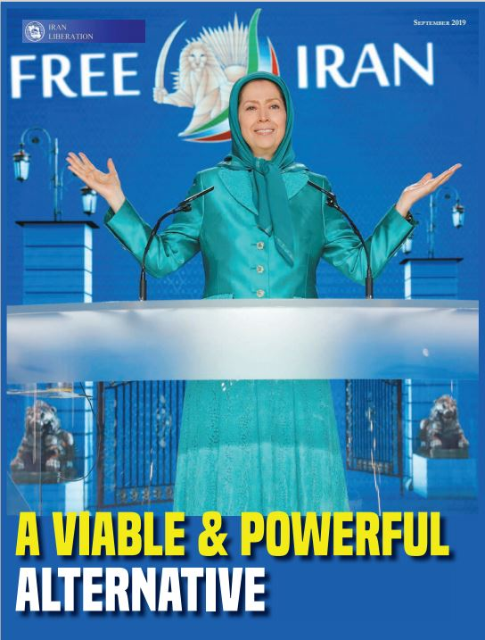A Viable & Powerful Alternative – Free Iran Gathering 2019