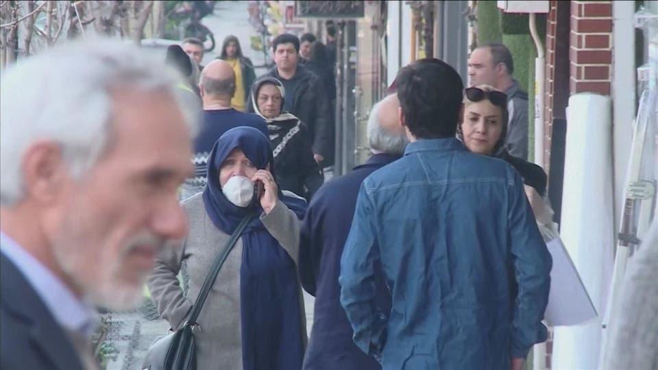 Iran: Coronavirus outbreak, April 2020