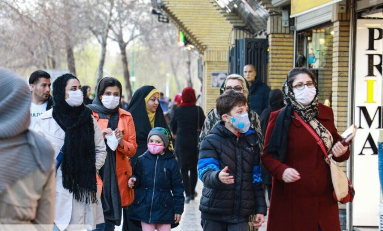 Iranian Regime Sends People Back to Work Amidst the World's Worst Coronavirus Outbreak