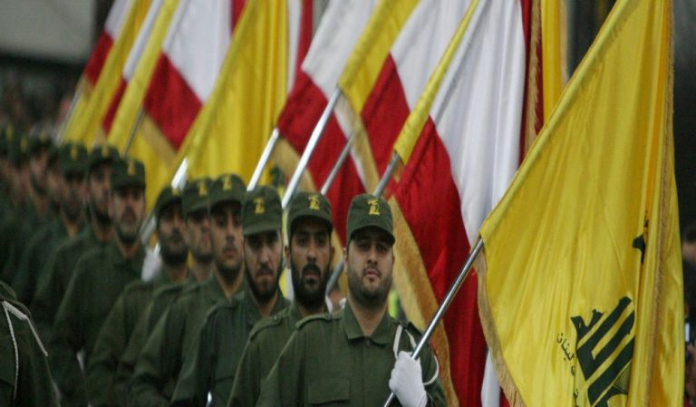 Transferring Cash by IRGC's Quds Force to the Lebanese Hezbollah