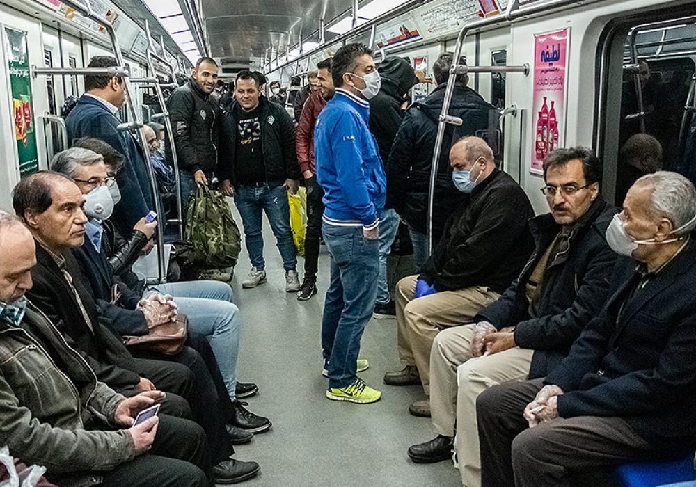 The Coronavirus Outbreak Iran Intensifies Regime's Infighting and Fear of Uprising