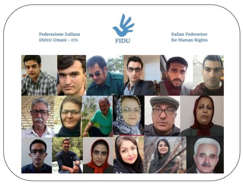 Statement by the Italian Federation for Human Rights (FIDU)on the Arrest of Elite Students in Iran