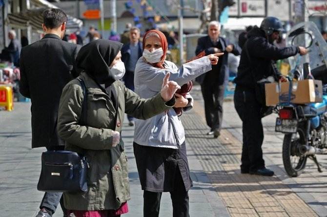 Iran's Control over Coronavirus News Adds One Humanitarian Crisis on Top of Another