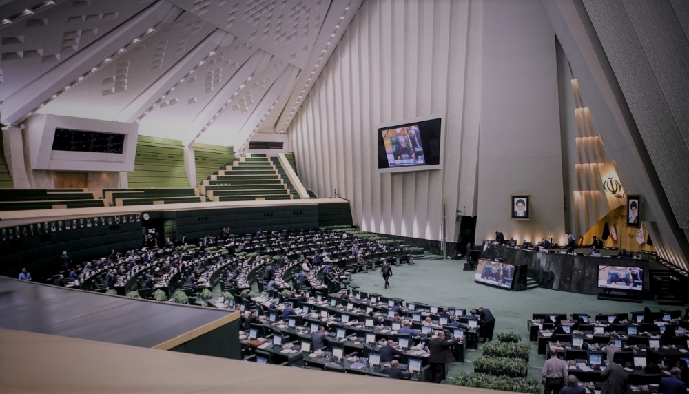 Iran Regime's New Parliament First Public Session: Sign of an Absolute Deadlock