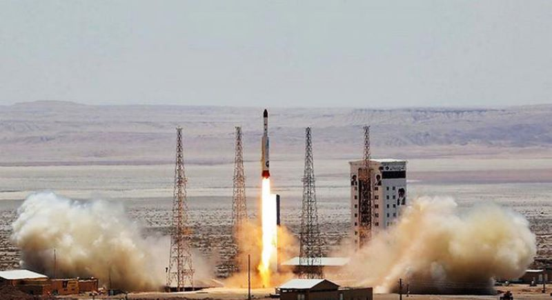 Iran's Space Launch Shows Necessity of Sanctions