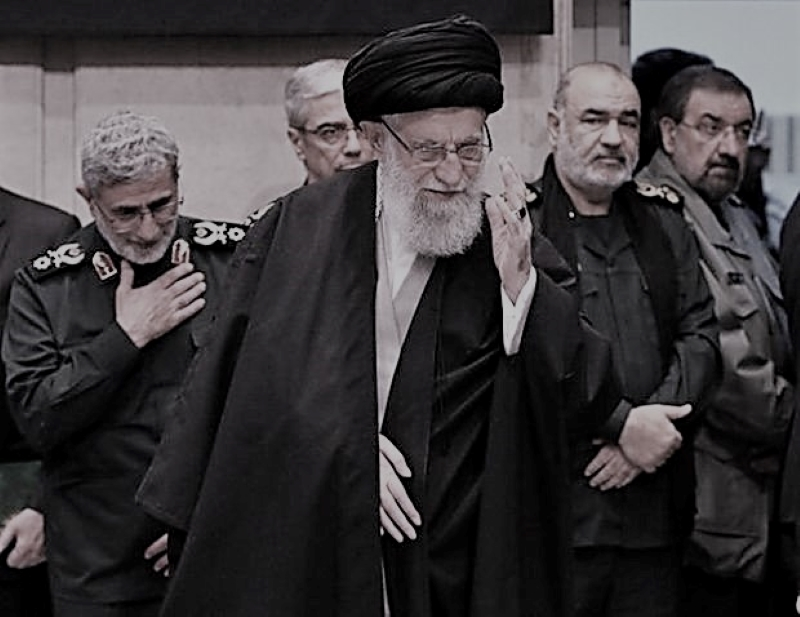 In Iran, Foreign Adventurism and Domestic Repression Share a High Price Tag