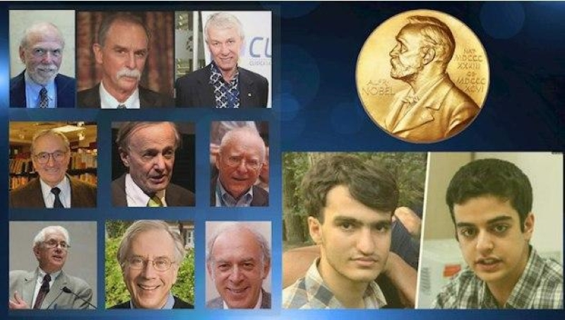 Nobel Laureates Call for Release of Elite Iranian Students