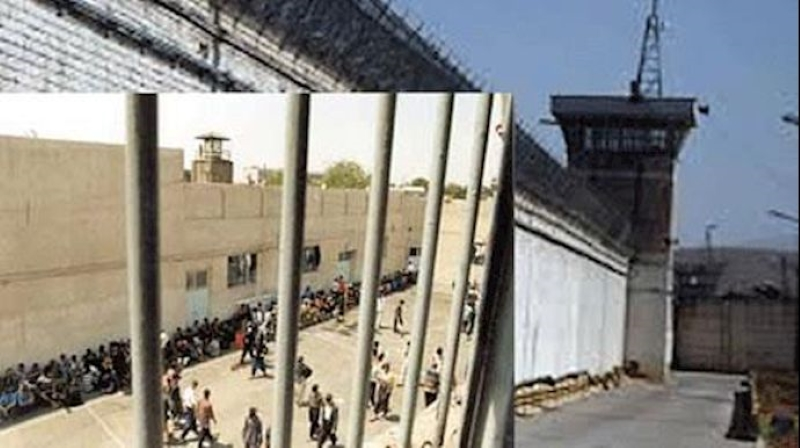 Rouhani's acknowledgement that 100 out of 120 prisoners are infected with COVID-19 shows how deplorable Iran's prisons are