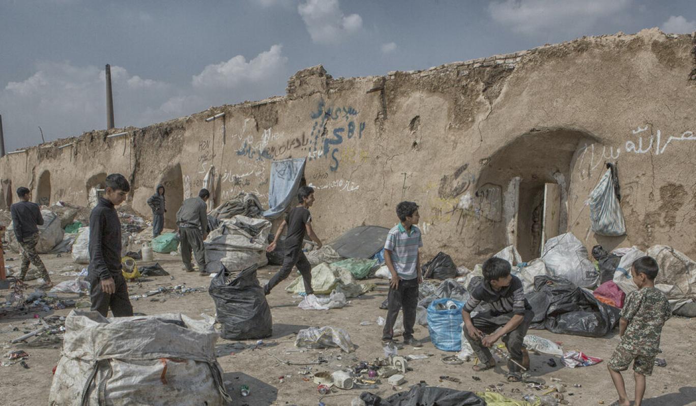 World Day Against Child Labor: Iran's labor children, victims of mullahs' regime