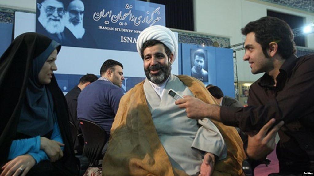 CORRUPT IRANIAN RUNAWAY JUDGE EXPOSES DEEP FRACTURES IN IRANIAN REGIME