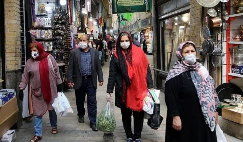 Iran: Coronavirus Death Toll in 334 Cities Exceeds 53,600