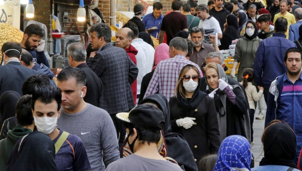 Iran: Coronavirus Fatalities in 339 Cities Exceed 60,400