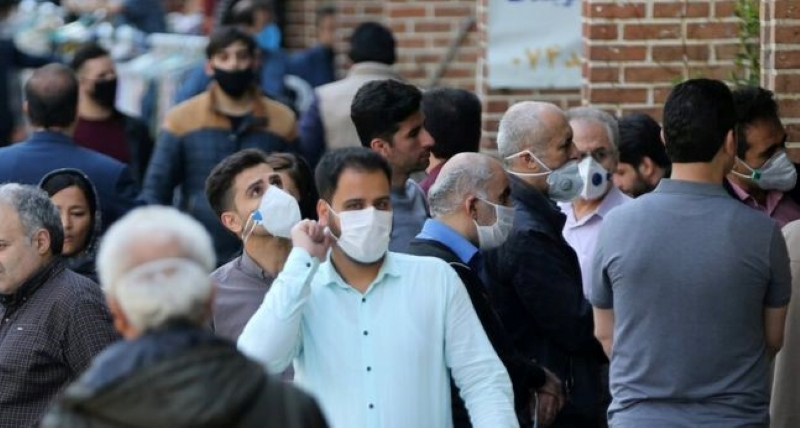 Iran: Coronavirus Death Toll in 339 Cities Exceeds 60,700