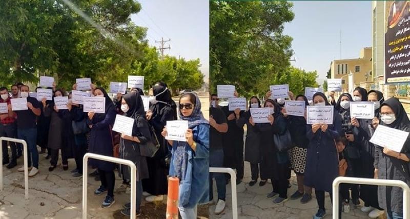 Brave Doctors and Nurses Counter Iran regime's Coronavirus Propaganda, but They Need Help
