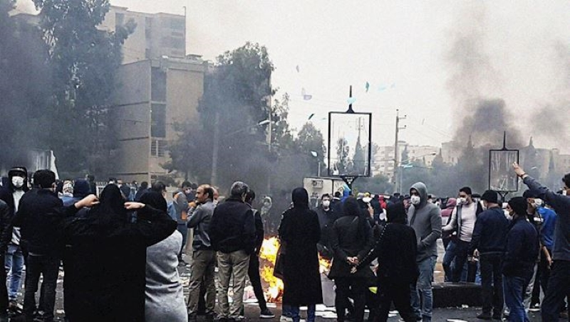 Iran Regime Increases Oppressive Measures to Control Restive Society and Avoid New Iran Protests